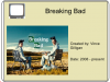 Vector: The Bible -> 'Breaking Bad'