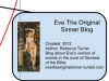 Vector: The Bible–> Eve The Original Sinner Blog