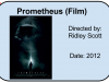 Alien -> Prometheus