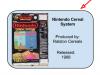 Super Mario Bros. Power Up Energy Drink -> Nintendo Cereal System