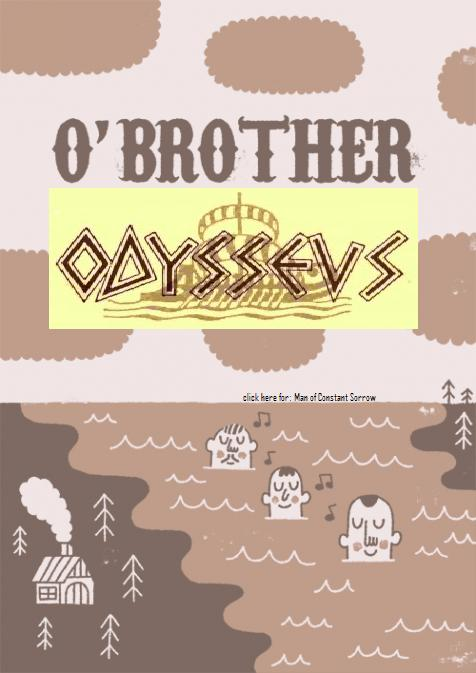 o brother where art thou and the odyssey essay